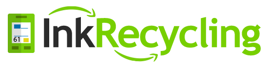 ink recycling logo