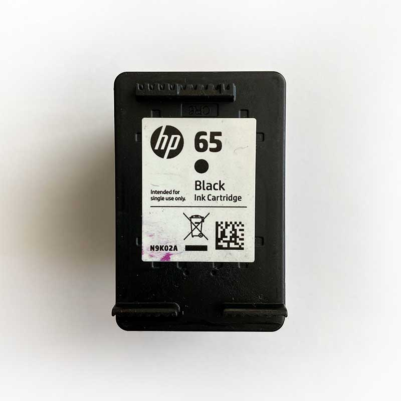 N9K02AN Black No. 65
