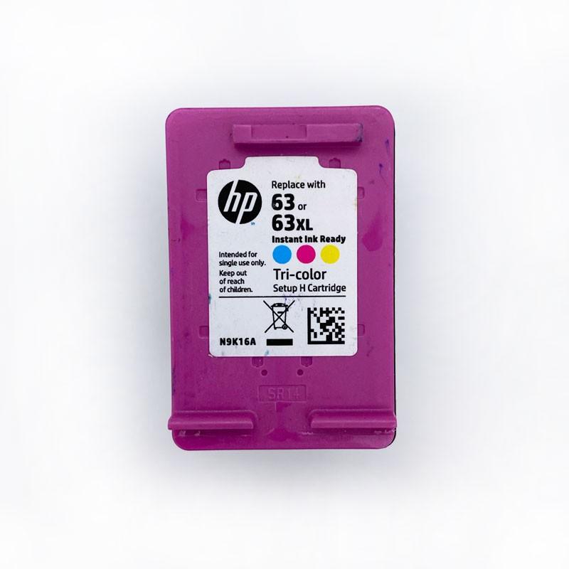 HP 63XL Tri-color F6U63AN
